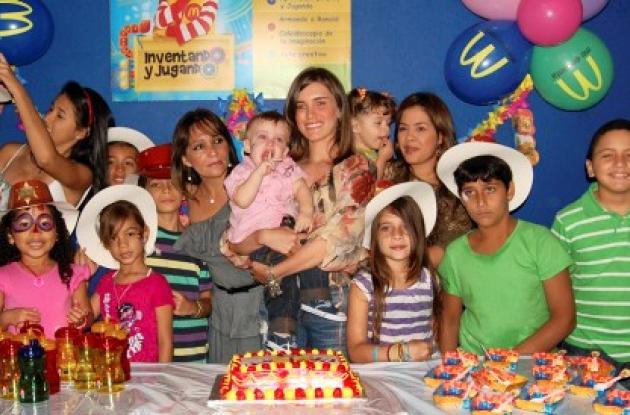 Cumpleaños de Santiago Valetti