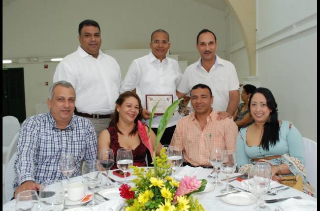 Homenaje a Willis Simancas