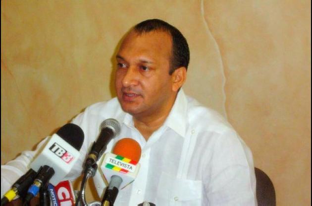 Guillermo Hoenigsberg Bornacelly, ex alcalde de Barranquilla.