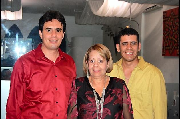 Cumpleaños de Rosario Bechara