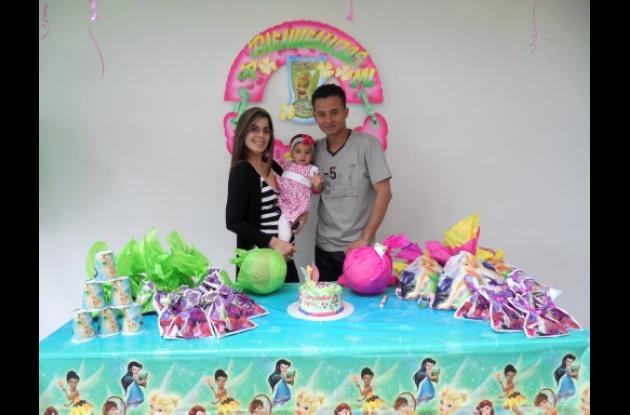 Cumpleaños de Sofía Hincapié Barriga