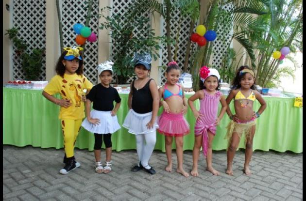 Festival en el Gimnasio Bilingüe Altamar