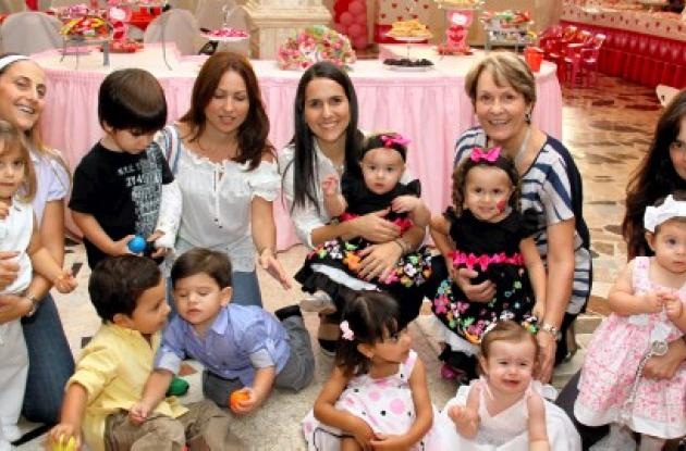 Cumpleaños de Daniela Araújo