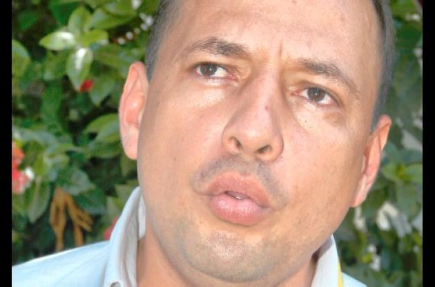 Agustín Chávez Pérez, director de Cardique.