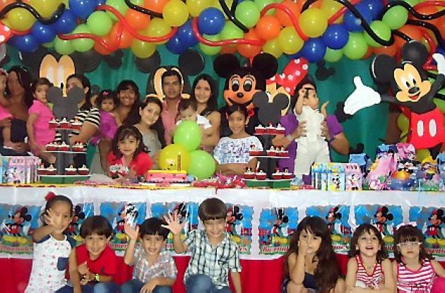 Cumpleaños de Juan Felipe Romero Varón