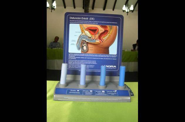 medidor de erecciones, disfuncion erectil, Pfizer