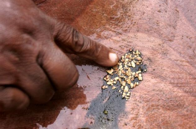 explotacion minera, explotacion de oro, riesgos de salud, bolivar