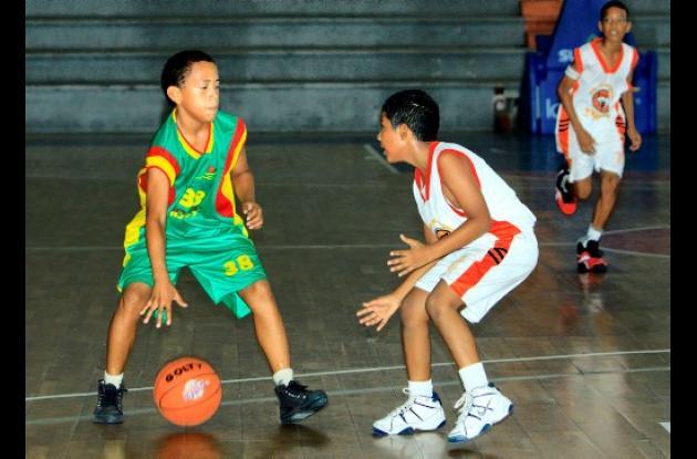 baloncesto en bolivar