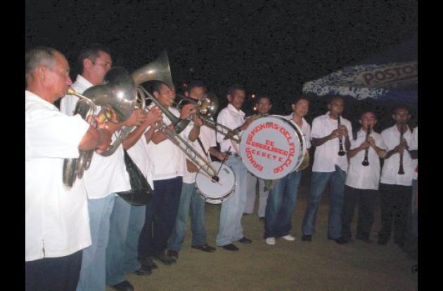 Los organizadores del evento de bandas quieren lograr que los cereteanos se interesen por la música autóctona.