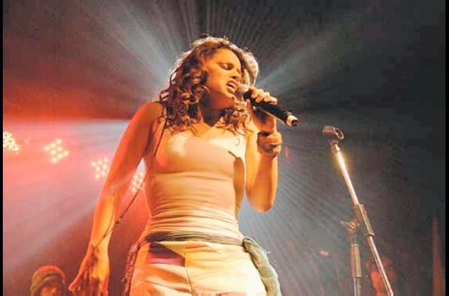 Adriana Lucía, artista cordobesa.