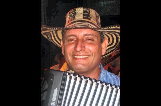 Julián Rojas, rey en acordeón profesional.