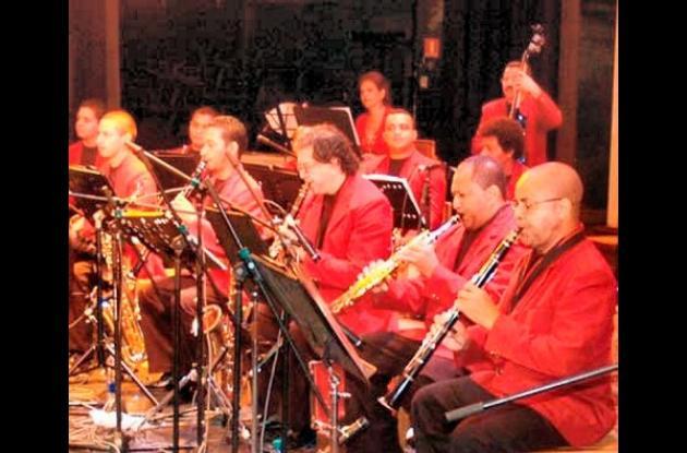 Fundación Cultural Cartagena Caribe Big Band.