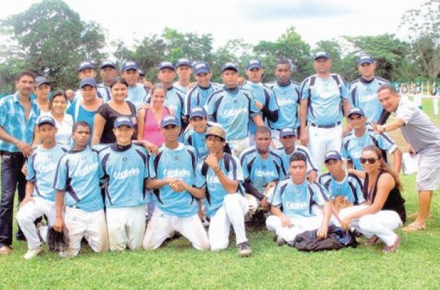 Córdoba, aún festeja el título del Torneo Nacional de Béisbol Juvenil que conquistó en Chigorodó, Antioquia.