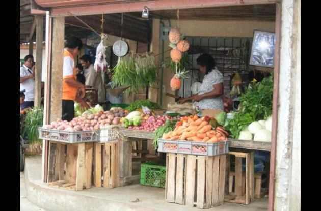 Las buenas ofertas fueron la constante en las transacciones agroalimentarias del Mercado del Sur.