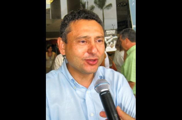 Arturo Vega Varón, director ejecutivo de Corpoica.