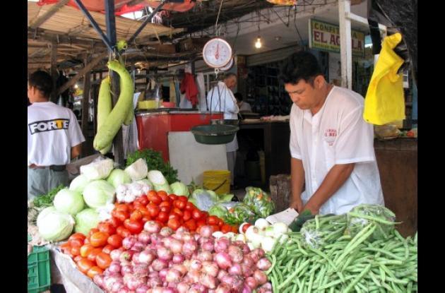 Se sintió un alza en los precios del pescado, pollo y huevos en la plaza monteriana, de acuerdo con el reporte del Sipsa.