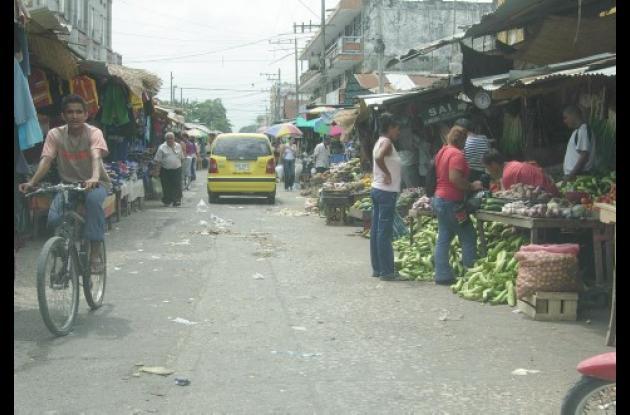 Esta semana mejoró la producción de algunos alimentos, situación que mejoró el abastecimiento en el Mercado del Sur, dándose rebajas.