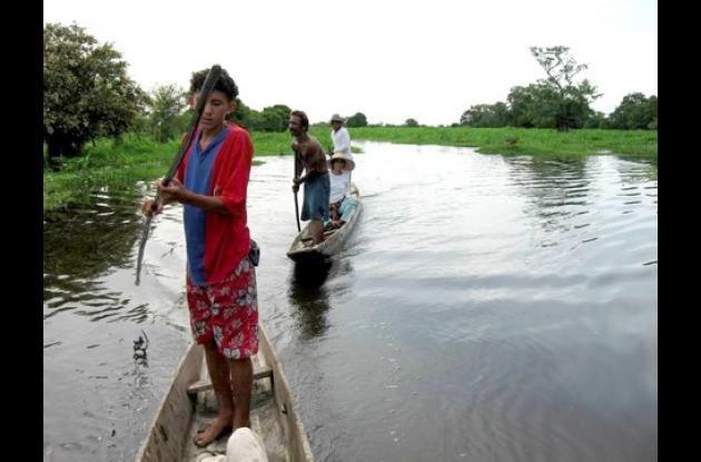 Ayapel basa buena parte de su economía en la pesca, cuya actividad comercial se reduce a los meses comprendidos entre diciembre y abril.
