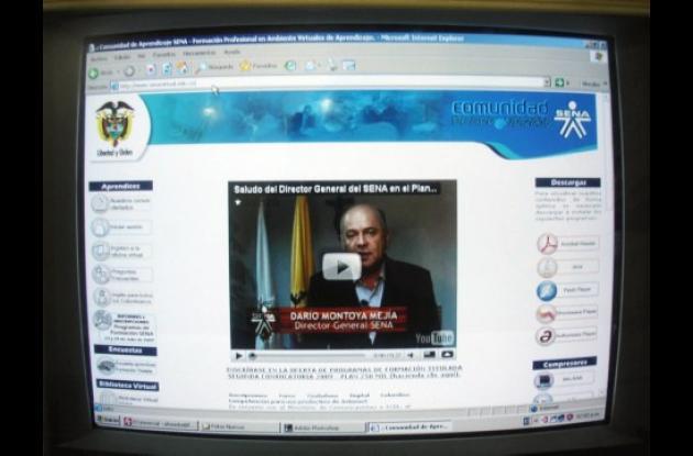 Las inscripciones pueden hacerse a través de la página web del Sena.