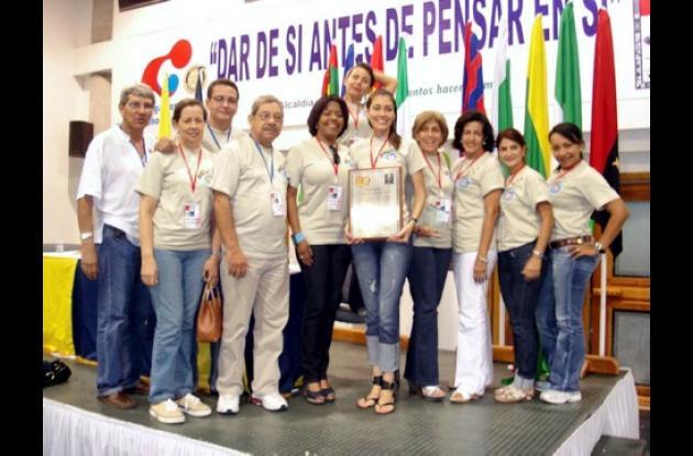 El Club Rotario Montería II fue destacado como el mejor del distrito que integran 10 departamentos.