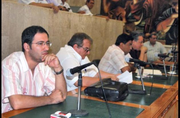 Una evidente polarización se vive en la Asamblea de Córdoba.