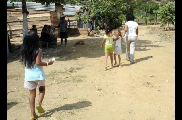 En un  15% se encuentran los  porcentajes de desnutrición en niños  y niñas en Córdoba.