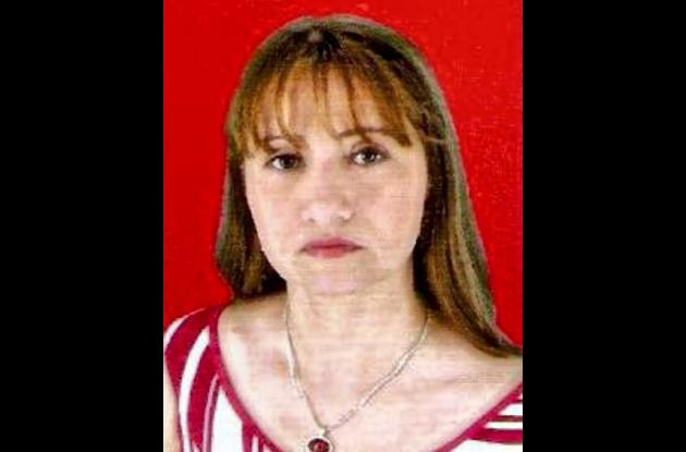 Lucía Simanca, coordinadora de cultura de Montería.