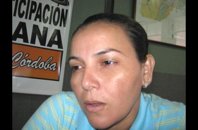 Patricia Anaya Álvarez, coordinadora del Crepad de la Gobernación.