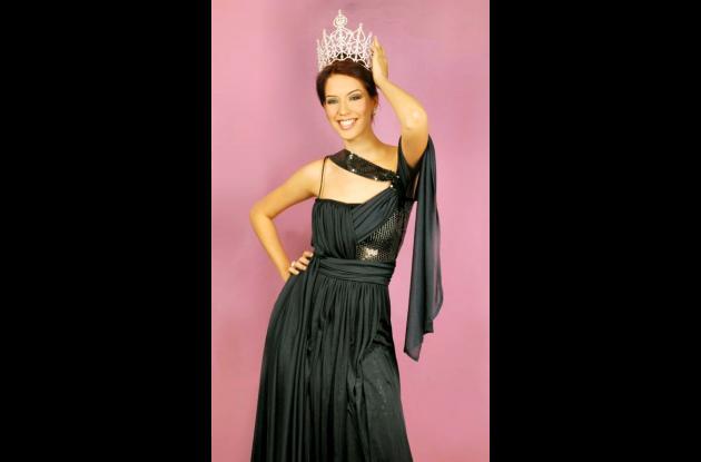 Actual Reina Internacional de la Ganadería, la venezolana, Blanca Cristina Aljibes Gallardo.