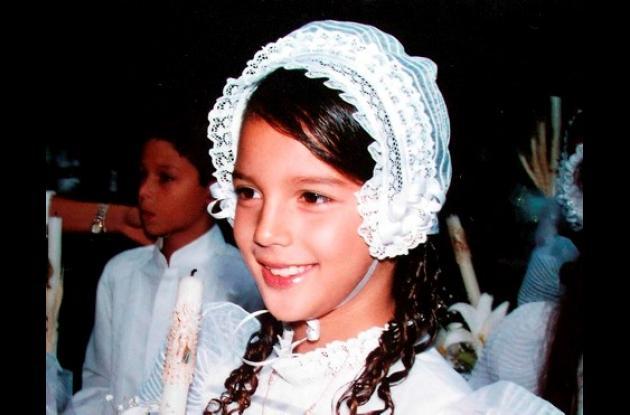 Isabela González Barrera.