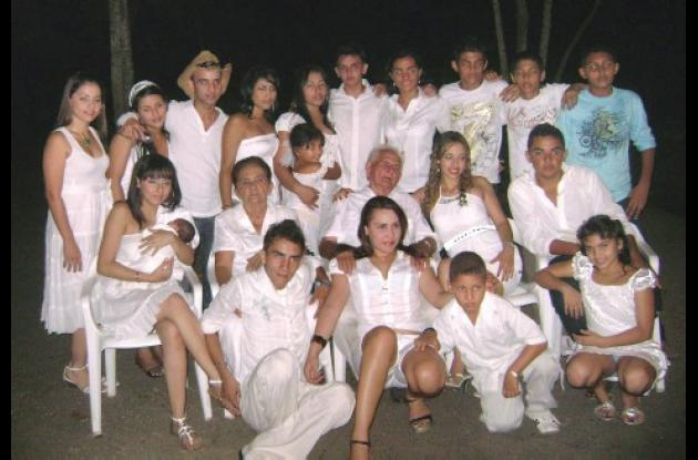ALBUM FAMILIAR / CORTESÍA /