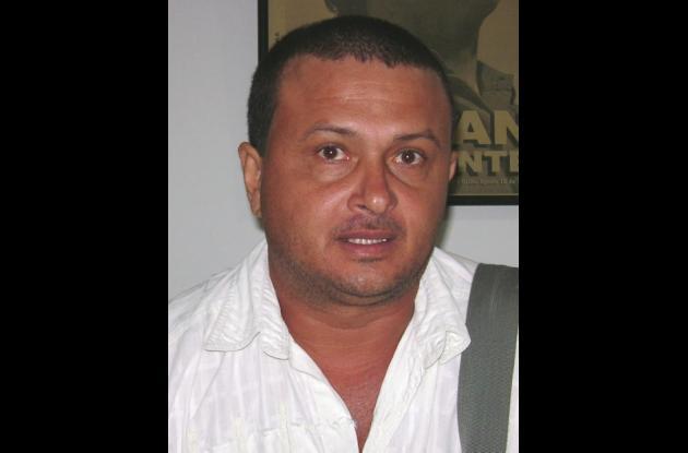 Marcos Fidel Suárez Morelos, concejal asesinado.