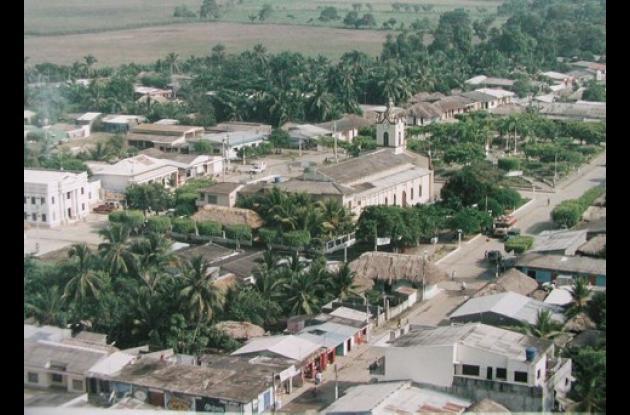 San Pelayo, ha sido durante el año 2008 uno de los municipios más violentos de Córdoba.