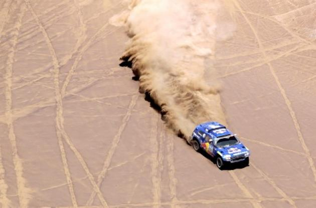 campeonato rally dakar