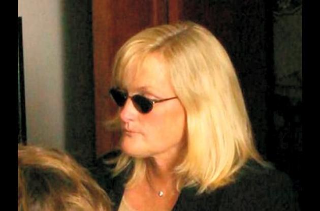 Debbie Rowe estuvo casada con Michael Jackson  entre 1996 y 1999.