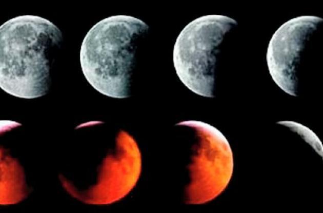 Eclipse lunar colombia