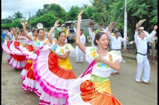 Danza de Las Aguadoras, de San Pelayo.