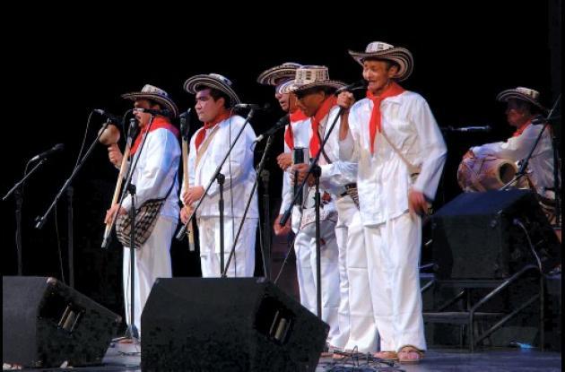 Los Gaiteros de San Jacinto.
