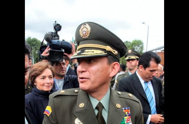 Gustavo Adolfo Ricaurte, nuevo director del Inpec