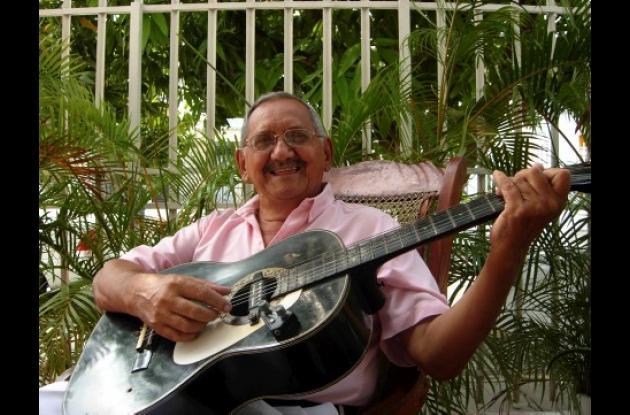 Juan Elías Díaz, cantante sanjuanero