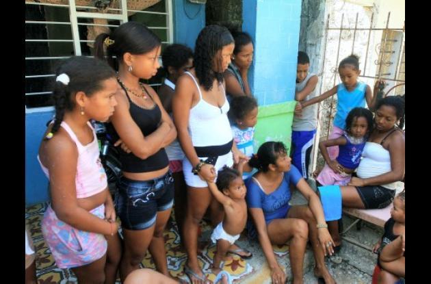 Grisales y Guerrero vivían en el sector Las Delicias, en La Esperanza. Allí, en medio de un clima de tensión, son velados sus cuerpos desde ayer en la tarde.
