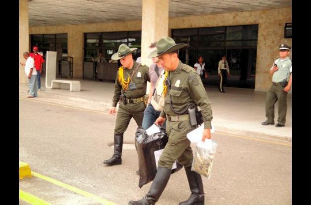 CORTESÍA POLICÍA NACIONAL