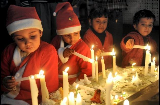 Navidad en India