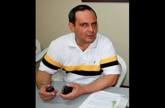 Adolfo Raad Hernández fue elegido concejal en el 2007, apoyado por el partido de la U.