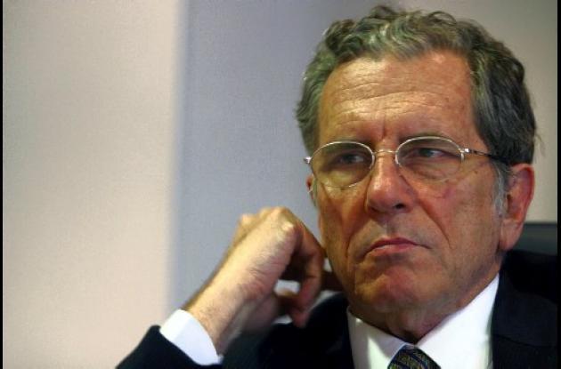 Carlos Holguín Sardi, ex ministro del Interior.