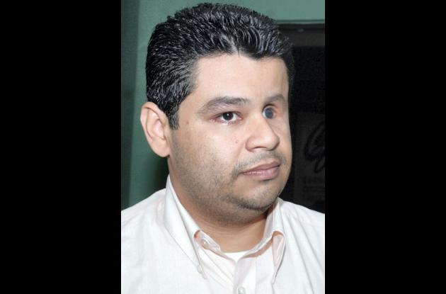 Marlon Del Valle, asesor empresarial.