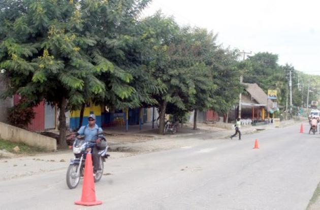 Los moradores del barrio 20 de Enero están preocupados por la proliferación de centros nocturnos y casas de lenocinio en el sector.