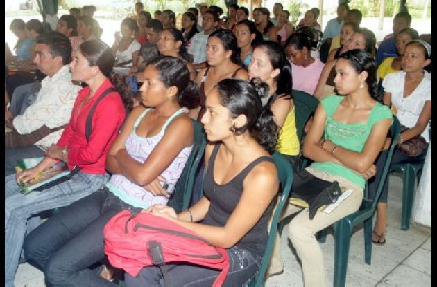Los jóvenes sucreños adelantan importantes gestiones de concertación para acceder a programas y proyectos de impacto social, además de la participación ciudadana.