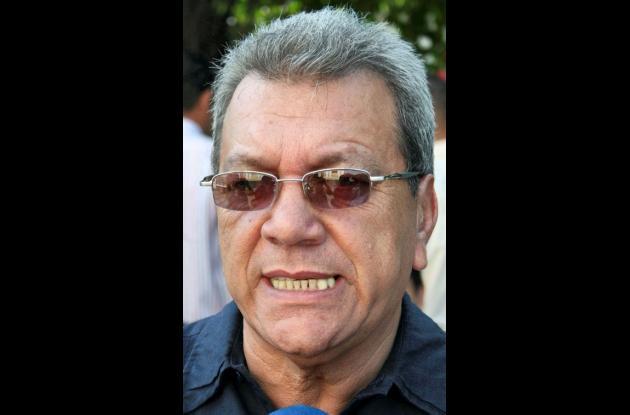 Guillermo Merlano Martínez, ex procurador regional de Sucre.