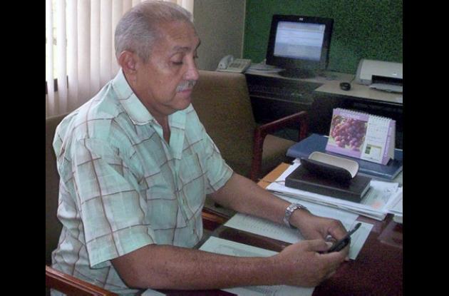 Miguel Palencia Villamil, director de Corpomojana.